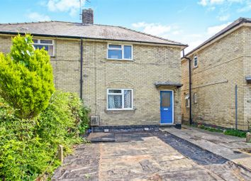 Thumbnail 2 bed semi-detached house for sale in Main Street, Little Downham, Ely