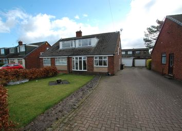 Thumbnail 3 bed semi-detached bungalow to rent in Edinburgh Road, Little Lever, Bolton