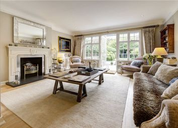 Thumbnail 4 bed terraced house for sale in St John's Wood Terrace, St John's Wood, London