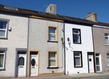 Thumbnail 3 bed terraced house for sale in Newton Street, Millom