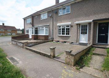 Thumbnail 2 bed terraced house to rent in Jocketts Road, Hemel Hempstead