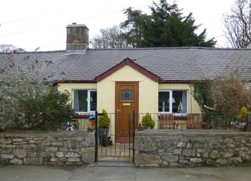 Thumbnail 2 bed terraced house for sale in Tyn Lon, Llanfaes, Beaumaris, Anglesey