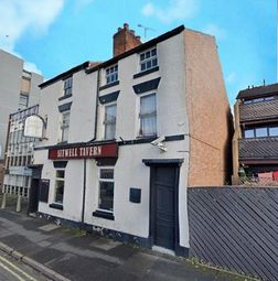 Thumbnail Pub/bar for sale in Sitwell Tavern, 19-21 Sitwell Street, Derby, Derbyshire