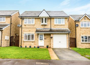 Thumbnail 4 bed detached house for sale in Broad Ings Way, Shelf, Halifax