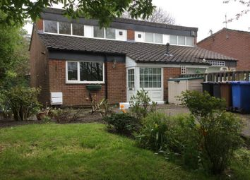 Thumbnail 2 bed semi-detached house for sale in Copage Drive, Bredbury, Stockport
