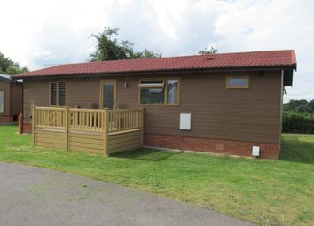 Thumbnail 3 bed mobile/park home for sale in The Grange Country Park (Ref 5376), East Bergholt, Suffolk
