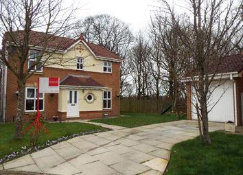 Thumbnail 4 bed detached house for sale in Ambleway, Walton-Le-Dale, Preston, Lancashire