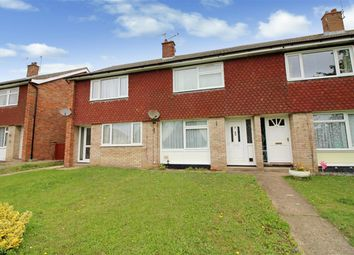 Thumbnail 2 bedroom terraced house for sale in Garden Close, Bungay