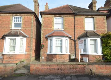 Thumbnail 2 bed semi-detached house for sale in St. Saviours Place, Leas Road, Guildford