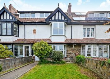 Thumbnail 3 bed terraced house for sale in Trenowth Terrace, South Street, Grampound Road, Truro