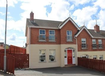 Thumbnail 3 bed town house for sale in Derrymore Meadows, Bessbrook