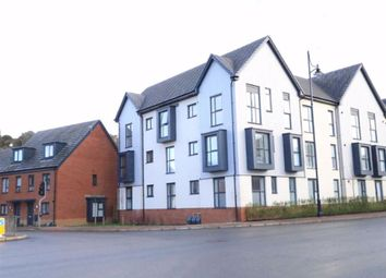 Thumbnail 2 bed flat for sale in Heol Finch, Barry, Vale Of Glamorgan