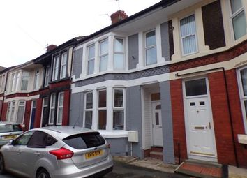 Thumbnail 3 bedroom terraced house for sale in Kenyon Road, Wavertree, Liverpool, Merseyside