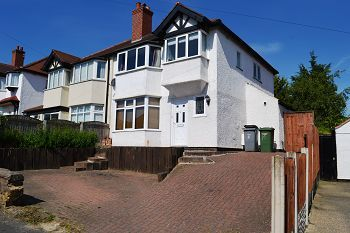 Thumbnail 3 bed semi-detached house to rent in Pineview Drive, Heswall, Wirral