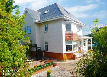 Thumbnail 5 bed detached house for sale in Abergele Road, Llanddulas, Abergele, Conwy