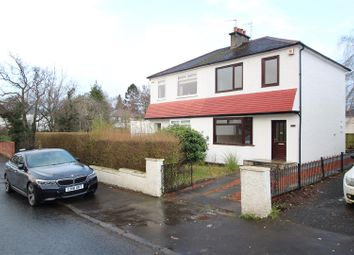 2 bed semi-detached house for sale in Orchard Park Avenue, Thornliebank, Glasgow G46