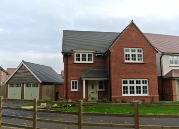 Thumbnail 4 bed detached house for sale in Ashtree Leasow, Leegomery, Telford, Shropshire.