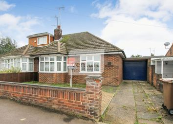 Thumbnail 2 bed semi-detached bungalow to rent in Gooseberry Hill, Luton