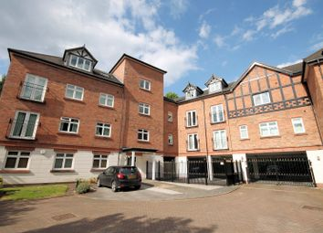 Thumbnail 2 bed flat for sale in Legh House, Hollow Lane, Knutsford
