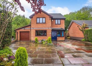 Thumbnail 4 bed detached house for sale in Oakwood View, Chorley, Lancashire