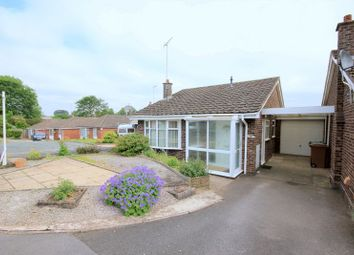 Thumbnail 2 bed detached bungalow to rent in Birchfields Close, Stone