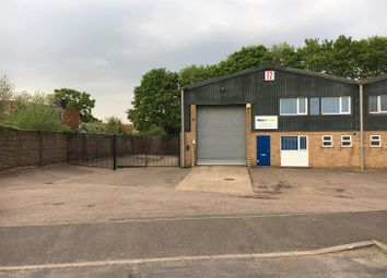 Thumbnail Light industrial to let in Unit 17 Francis Way, Bowthorpe Industrial Estate, Norwich, Norfolk