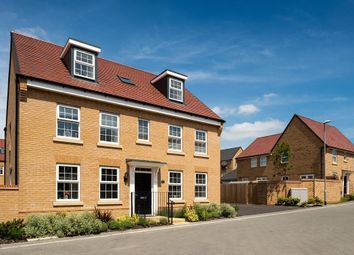 """Thumbnail 5 bed detached house for sale in """"Buckingham"""" at Fen Street, Brooklands, Milton Keynes"""