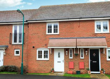 Thumbnail 2 bed terraced house for sale in Skye Close, Orton Northgate, Peterborough