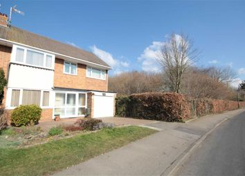 Thumbnail 4 bed semi-detached house for sale in Boness Road, Wroughton, Swindon