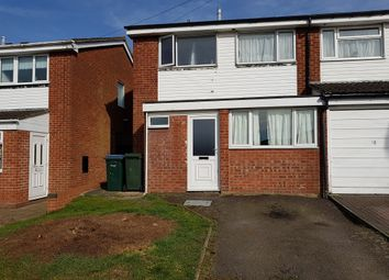 Thumbnail 4 bed semi-detached house for sale in Fieldside Lane, Binley, Coventry
