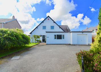Thumbnail 4 bedroom detached house for sale in Bethel, Caernarfon