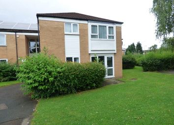 Thumbnail 1 bed flat to rent in Hall Meadow, Cheadle, Stockport