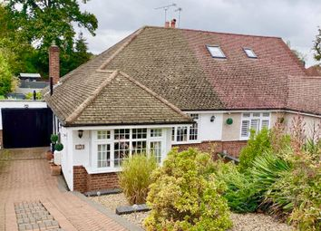 Thumbnail 2 bed bungalow for sale in Summerhouse Drive, Bexley