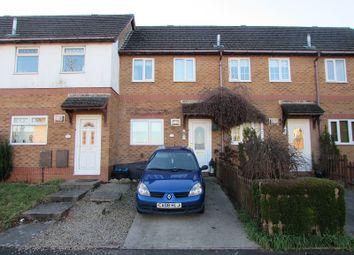 Thumbnail 2 bedroom terraced house to rent in St Michaels Way, Brackla, Bridgend.