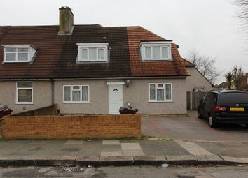 Thumbnail 2 bed flat to rent in Donne Road, Dagenham