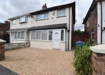 Thumbnail 3 bed semi-detached house for sale in Claude Street, Pemberton, Wigan