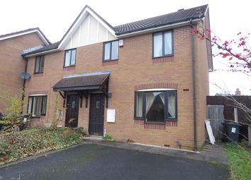Thumbnail 3 bed property to rent in Abingdon Road, Erdington, Birmingham