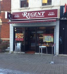 Thumbnail Restaurant/cafe for sale in 2 Regent Circus, Swindon