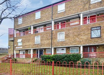 Thumbnail 3 bed flat for sale in Lovelinch Close, London
