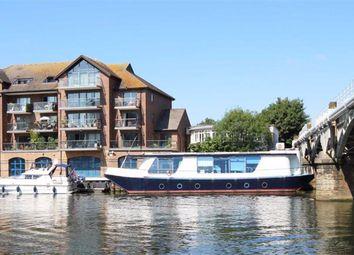 Thumbnail Houseboat for sale in Thames Reach, Lower Teddington Road, Kingston Upon Thames
