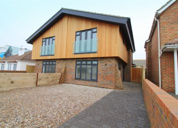 Thumbnail 3 bed semi-detached house for sale in The Meadway, Shoreham-By-Sea