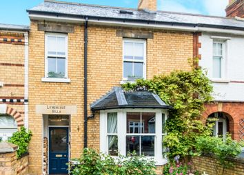 Thumbnail 4 bed town house for sale in Queen Street, Stamford