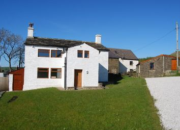 Thumbnail 3 bed detached house to rent in Carr Farm Close, Rawtenstall, Rossendale