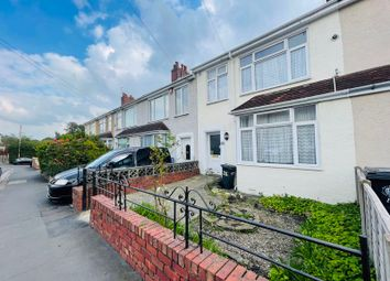 Thumbnail 3 bed terraced house for sale in Newent Avenue, Kingswood