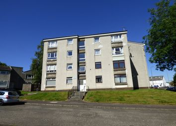 Thumbnail 1 bed flat for sale in Shawbank Place, Kilmarnock