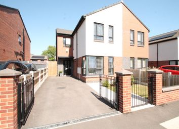 Thumbnail 2 bed semi-detached house for sale in Heartwood Road, Baguley, Manchester