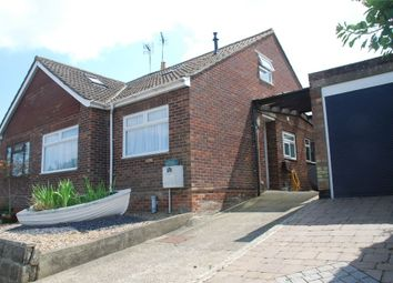 Thumbnail 3 bed semi-detached house for sale in Hillview Close, Rowhedge, Colchester, Essex