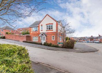 Thumbnail 3 bed detached house for sale in Brick Kiln Lane, Basford, Stoke On Trent, Staffs