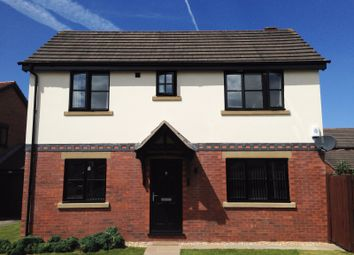 Thumbnail 3 bed detached house for sale in Linnet Close, Herons Reach