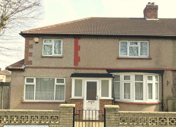 Thumbnail 4 bed semi-detached house for sale in Lambs Terrace, Edmonton, London